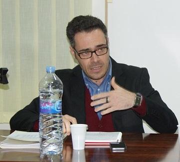 El diputado socialista Felipe Sicilia.