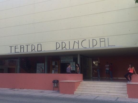 Una imagen del Teatro Principal donde se celebrará Andújar Flamenca.