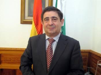 El secretario general del PSOE de Jaén, Francisco Reyes. Foto: Diputación de Jaén.
