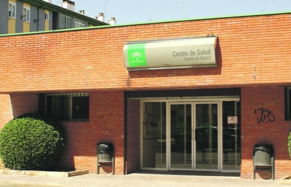 Centro de Salud Puerta de Madrid de Andújar