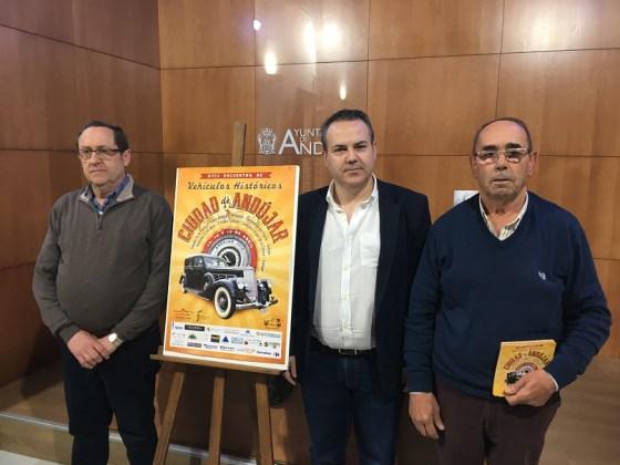 Encuentro de Vehículos Históricos de Andújar