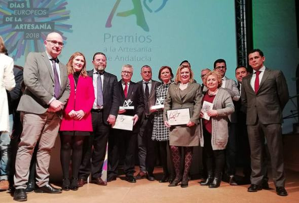 Premios a la Artesanía en Andalucía