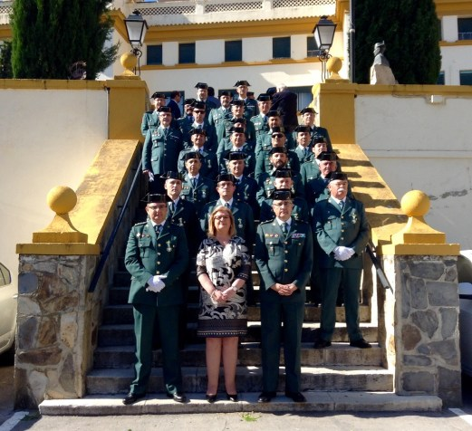 174 aniversario de la Fundación de la Guardia Civil