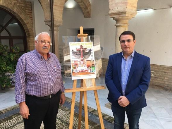 Cruces de Mayo en Andújar