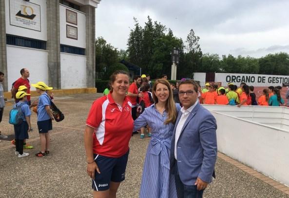 Meeting de Atletismo Escolar de Andújar
