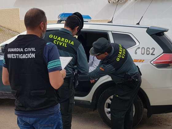 Detenido por la venta de cocaína en Martos