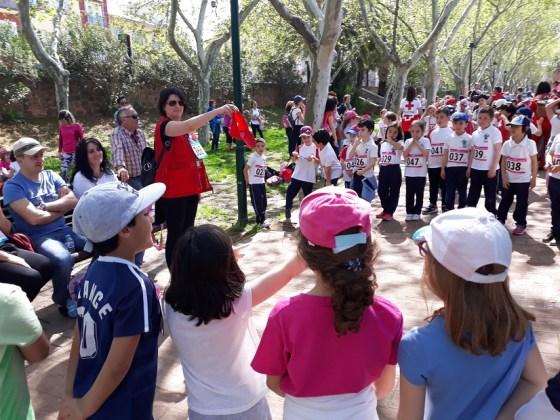 Por un millón de pasos en Andújar