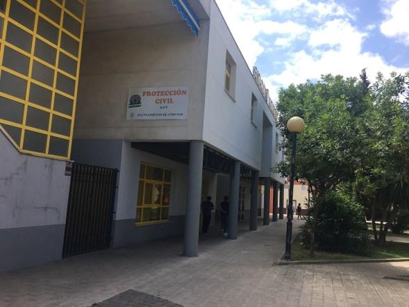 Estación de autobuses de Andújar