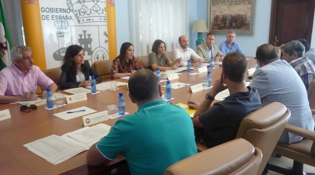 obras del PFEA en Jaén
