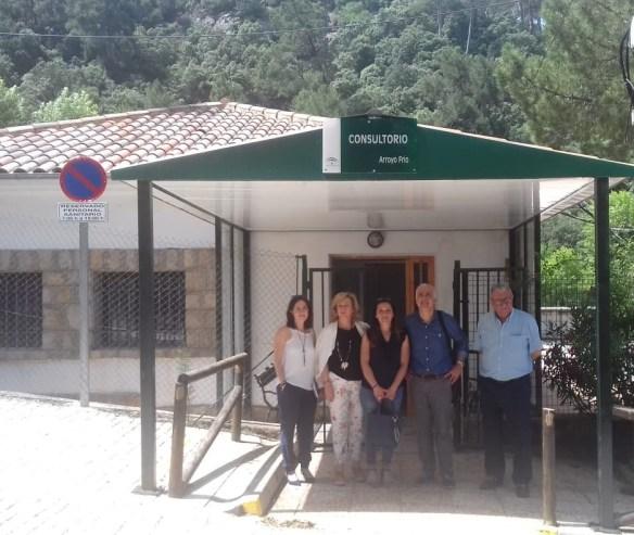 Centro de Salud de Arroyo Frío