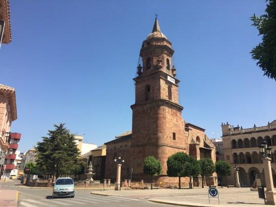 Protección Civil en Jaén