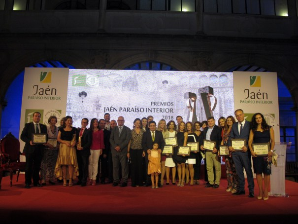 Premios Jaén, paraíso interior