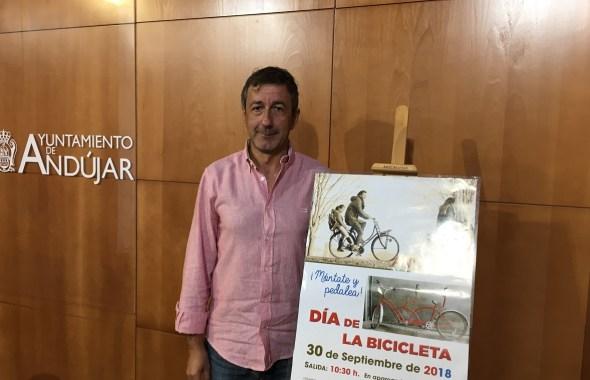 Día de la Bicicleta en Andújar