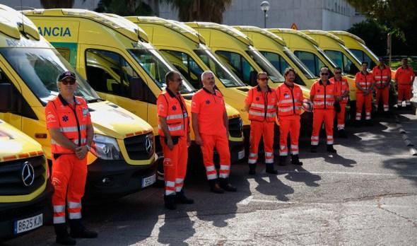 nuevas ambulancias