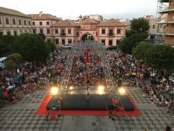 Noches de Palacio en Andújar