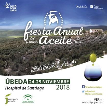 Fiesta Anual del Primer Aceite de Jaén