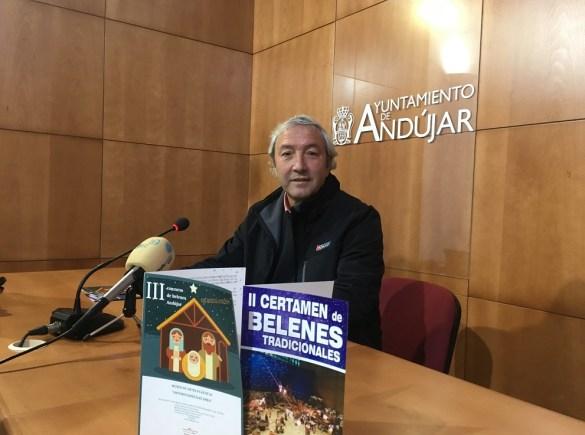 Certamen de Belenes en Andújar
