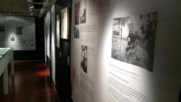 Exposición de Miguel Hernández