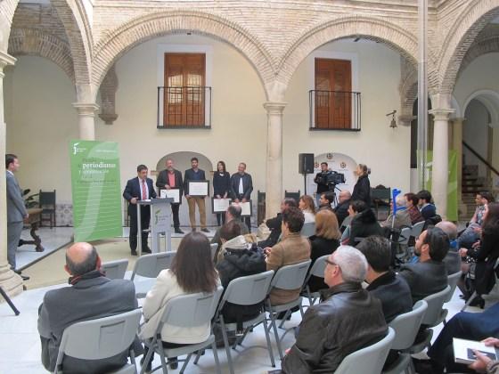 Premios de Periodismo de la Diputación de Jaén