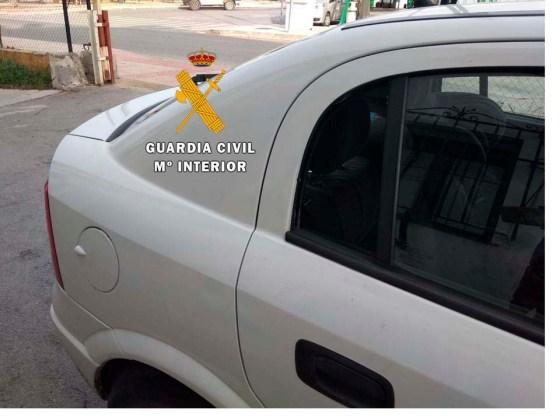 Guardia Civil de Jaén