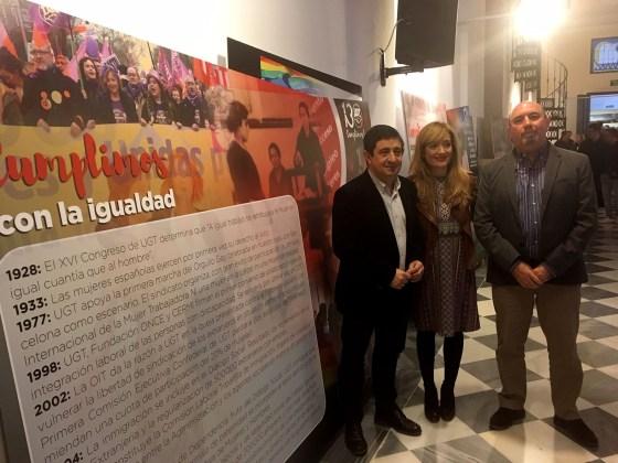 Exposición historia UGT