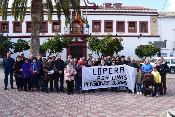 Pensionistas de Lopera