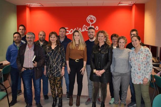 Candidatura socialista de Lopera a las elecciones municipales