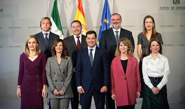 delegados del Gobierno de la Junta