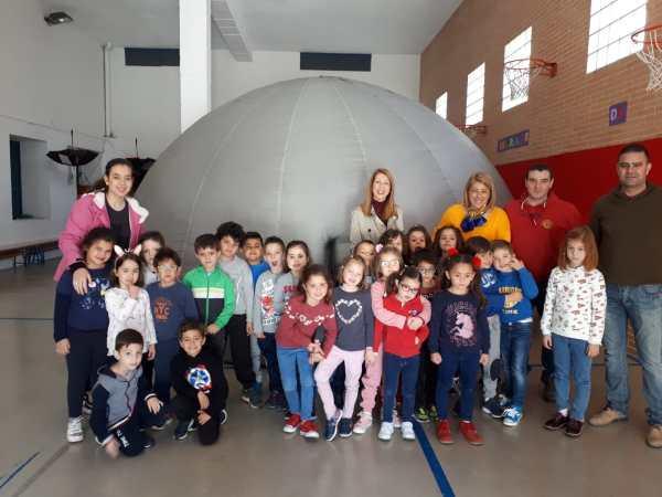 Planetario en Andújar