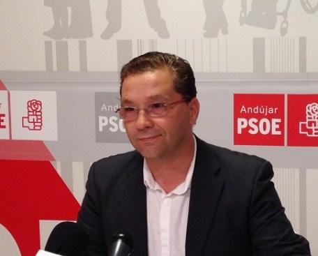 Candidatura del PSOE de Andújar