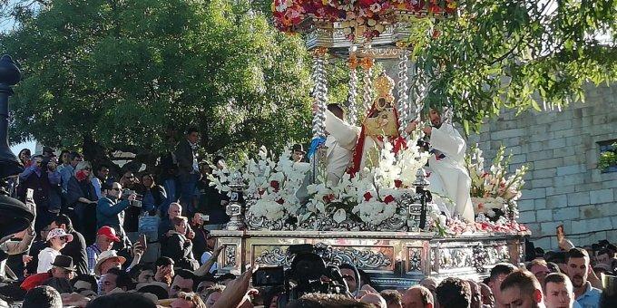 Romería de la Virgen de la Cabeza
