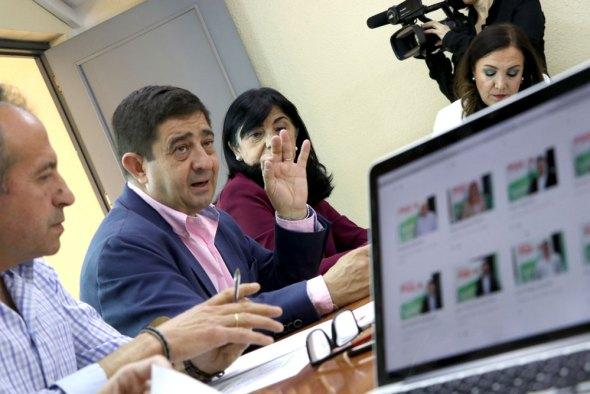 Comité Electoral del PSOE