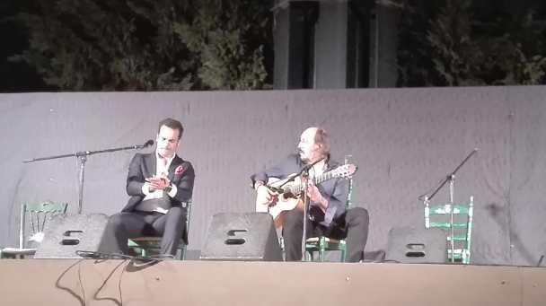 Flamenco en Villanueva de la Reina