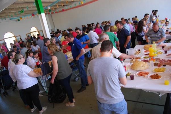 Fiestas en La Quintería