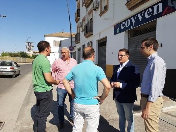 Presupuestos participativos en Andújar