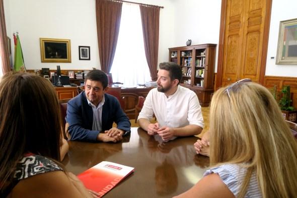 secretario general de CC.OO. en Jaén