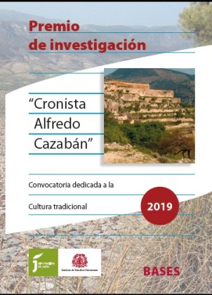 Premio Cronista Cazabán