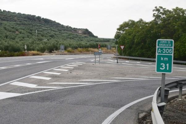 Carretera A-306