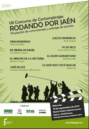 Rodando por Jaén