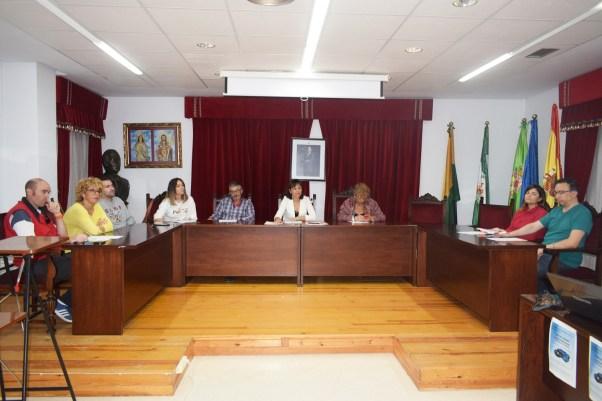 Pleno Ayuntamiento de Lopera