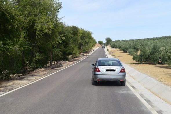 Carreteras andaluzas
