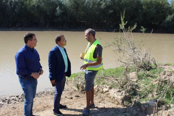 Río Guadalquivir en Andújar