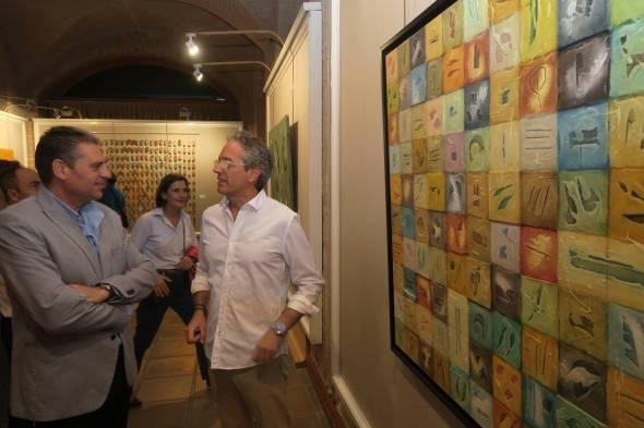 Exposición de Arroyo Ceballos en Jaén