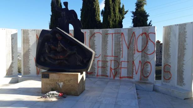Monumento a la Memoria Histórica de Jaén