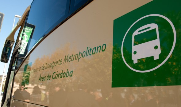 Consorcios de transporte de Andalucía