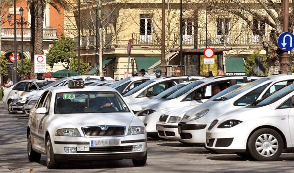 Propuesta a los taxistas