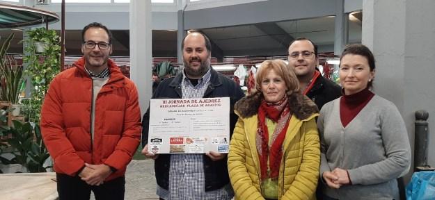 Jornada de Ajedrez en Andújar