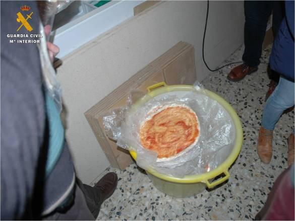El fraude de las pizzas clandestinas