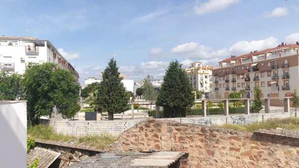 Parques y jardines de Andújar