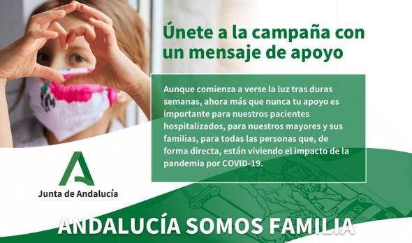 Andalucía somos familia